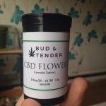 CBD Flower Strain Review: 6% CBD Flower From Bud & Tender
