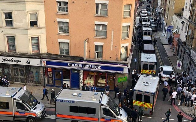 d3dd5ac4bb Amsterdam-Style Coffee Shop In London Raided By 13 Police Vans And Armed  Unit