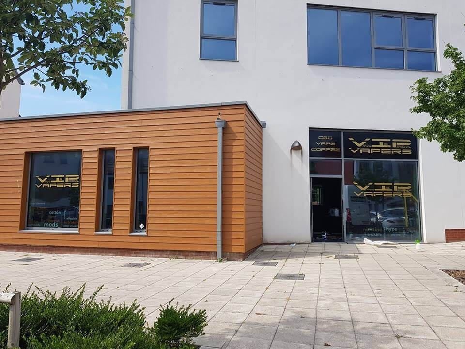 Plymouth Vape Shop Raided By Police For Selling CBD Buds