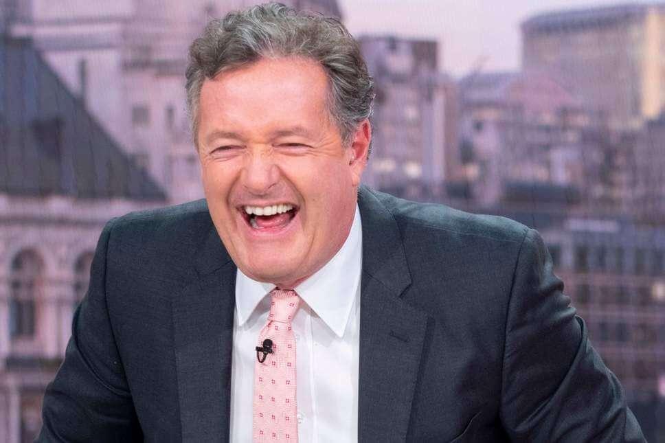 Is Piers Morgan A Secret Stoner?