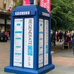 Sign Of The Times: Legal Cannabis Products Sold Out Of Old Police Box In Scotland